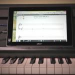 電子ピアノの練習用に揃えた機材 ピアノマーベル利用前提