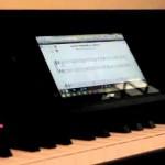 設置しただけでコノ満足感 ピアノ練習記録 001