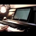 楽譜が読めた!  ピアノ練習記録 002