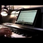 頑張れ小指 ピアノ練習記録 no.003
